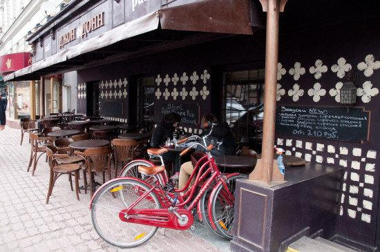фотография Кафе-бара Жан-Жак на Никитском бульваре