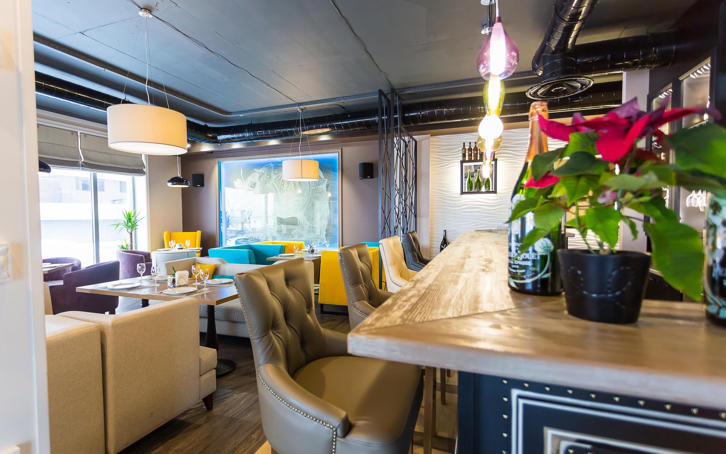 фотография Кафе-бара Носорог на Меридианной улице