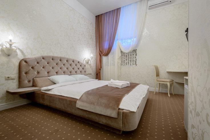 фотография Бутик-отеля Серебряная лошадь на Владимировской улице, 4