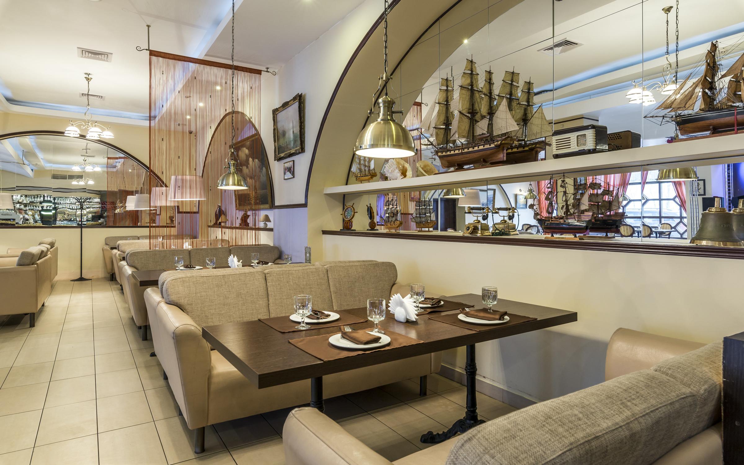фотография Ресторана Каравелла в Кузьминках