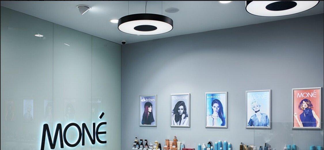 Фотогалерея - Сеть салонов красоты Моне