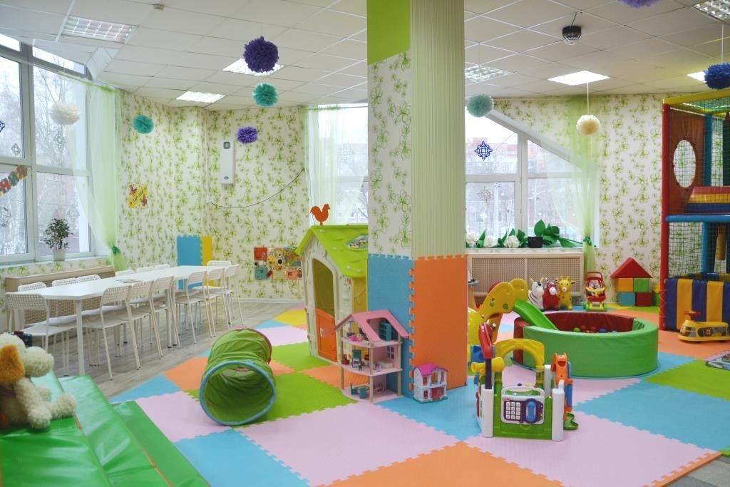 фотография Детская игровая комната Непоседы в ТЦ Сириус