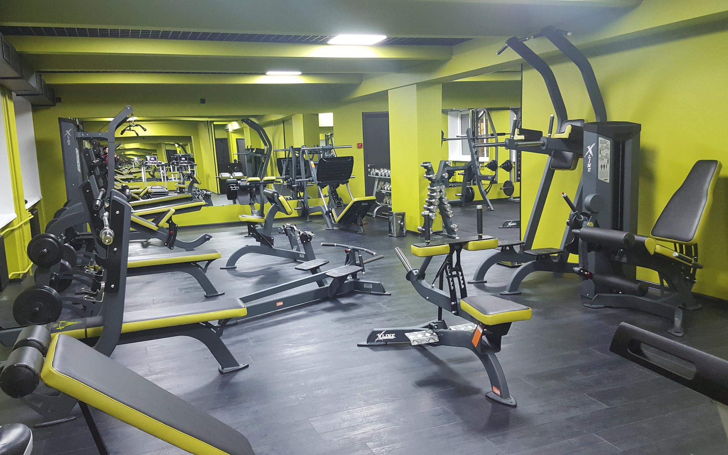 фотография Тренажерного зала Brutal gym Moscow