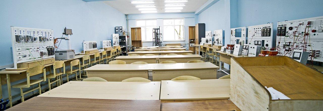 фотография Учебного центра Тесла
