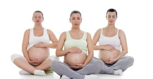 Дыхательная гимнастика для беременных польза 60