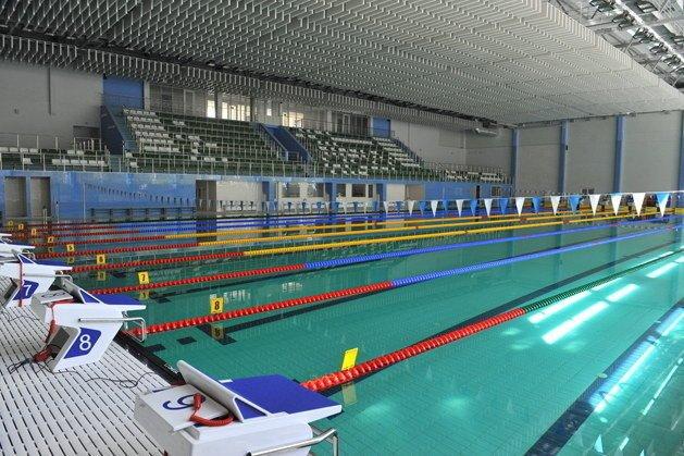 Фотогалерея - Плавательный бассейн Акчарлак на улице Кул Гали