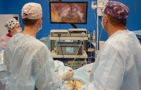 фотография Операции на придатках матки