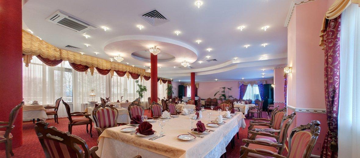 Фотогалерея - Ресторан Подмосковные вечера в ТРК Барыши в Щербинке