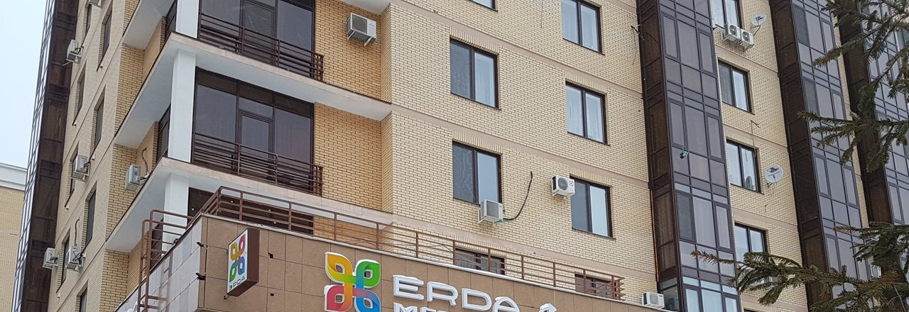 фотография Детской клиники ERDA Medicine на проспекте Альберта Камалеева