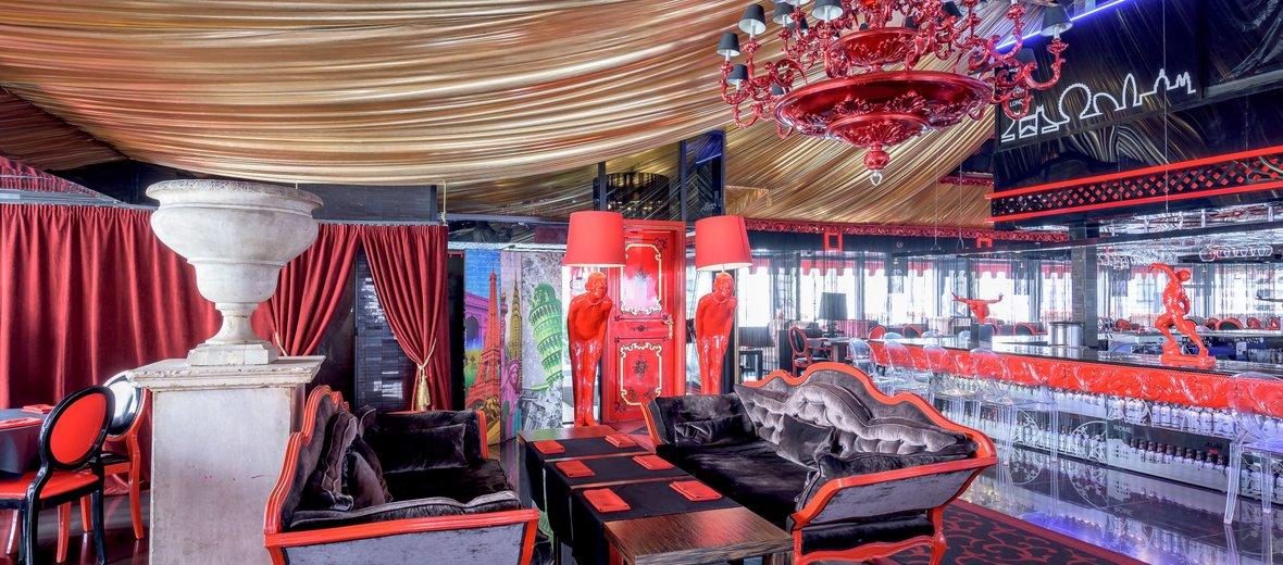 Фотогалерея - Gloss Cafe на Невском проспекте
