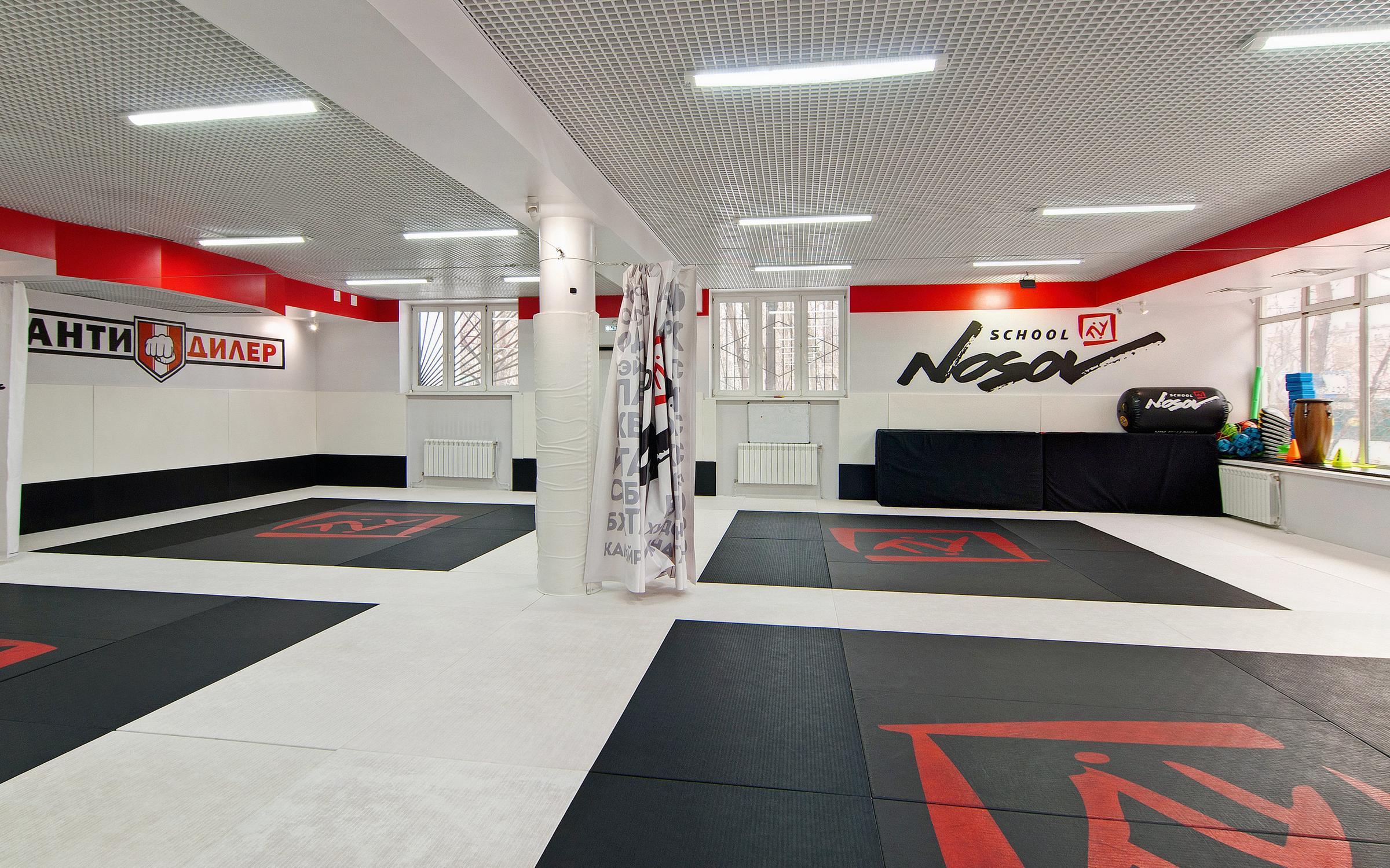 фотография Школы боевых искусств Дмитрия Носова на метро Преображенская площадь
