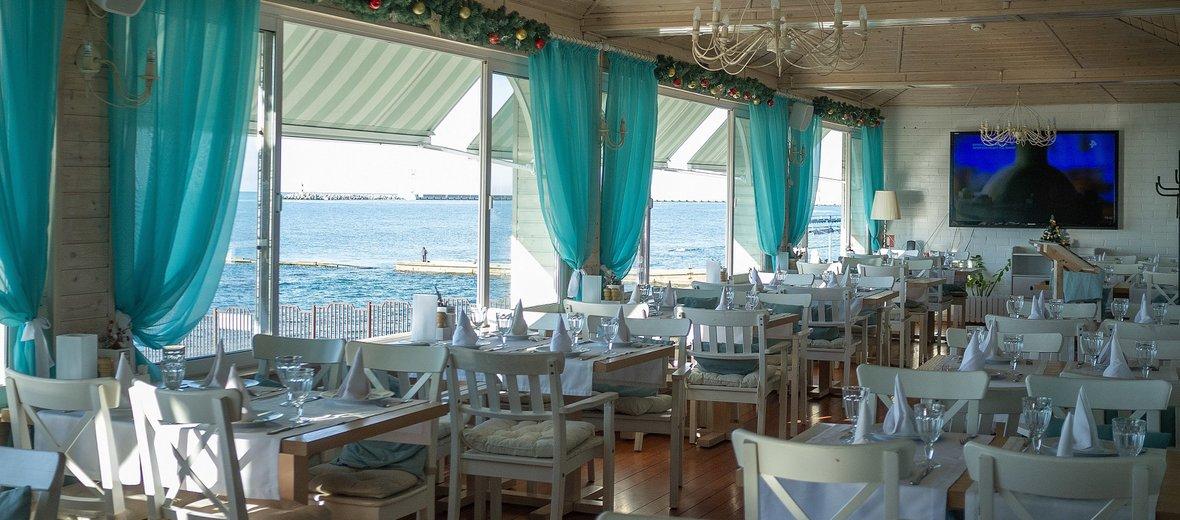 Фотогалерея - Ресторан Grand Fish Veranda на Черноморской улице
