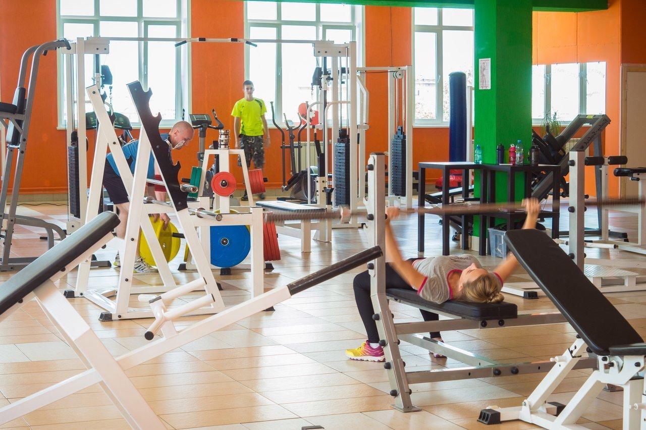 фотография Спортивного центра ТИТАН Фитнес