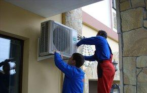 фотография Ремонт климатического оборудования