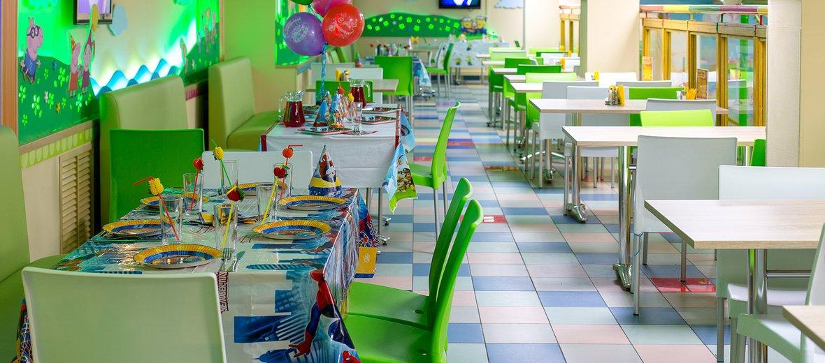Фотогалерея - Детское кафе Непоседа в Холодильном переулке