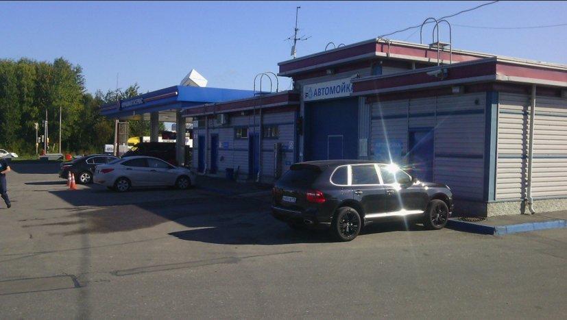 фотография Сеть автомоек H2O-Profi в Шушарах