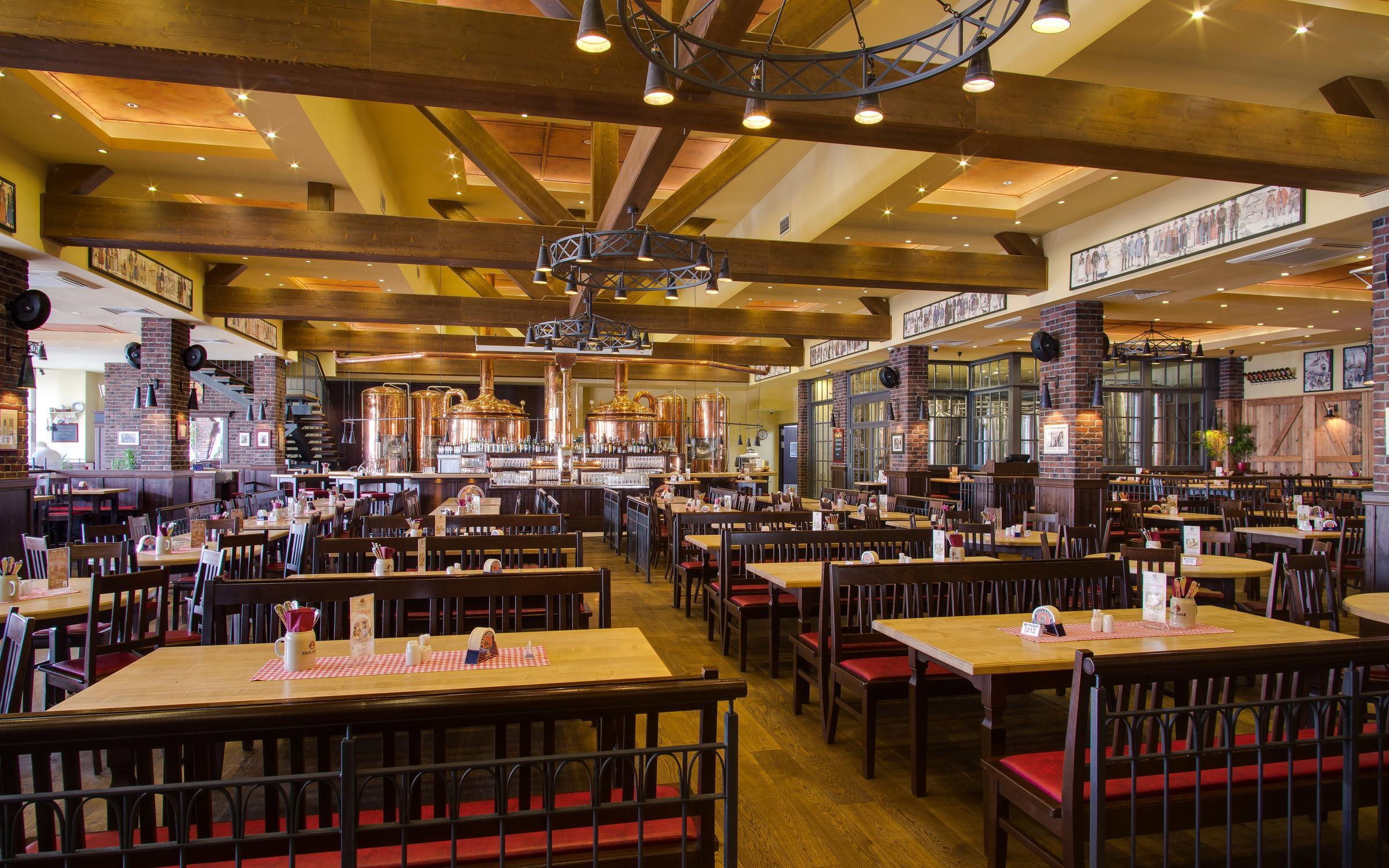 фотография Ресторана Paulaner Brauhaus на Шлюзовой набережной