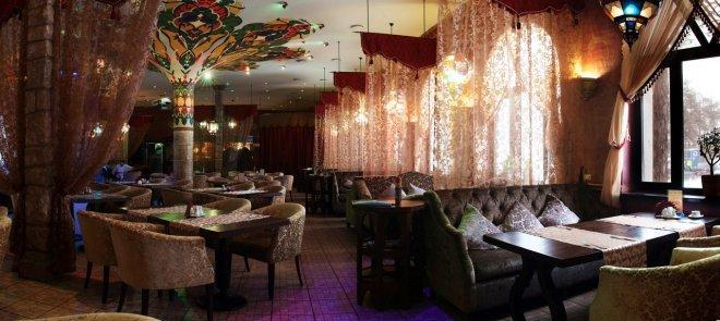 фотография Ресторана Шафран на улице Коммуны