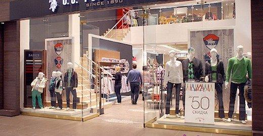 Магазин одежды и обуви U.S. Polo Assn. в ТЦ Сенная - отзывы, фото ...