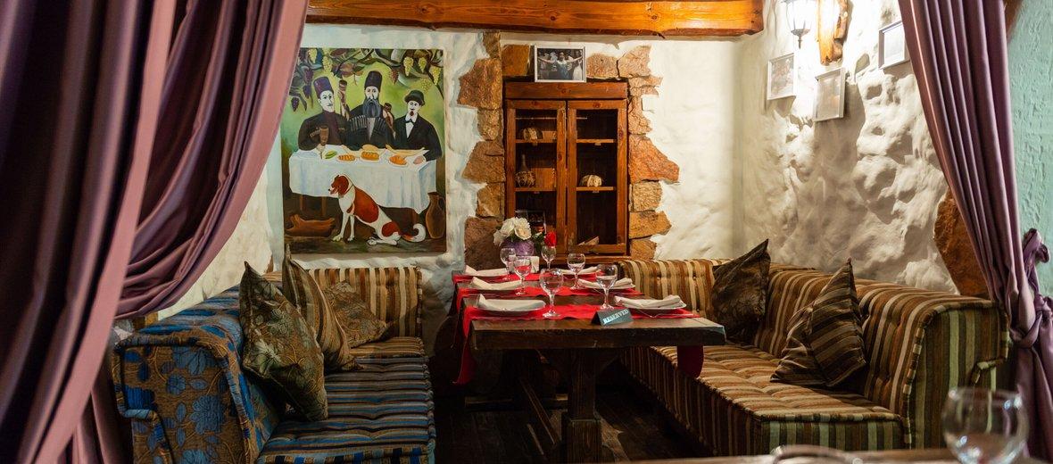 Фотогалерея - Ресторан Алаверды на Нижегородской улице