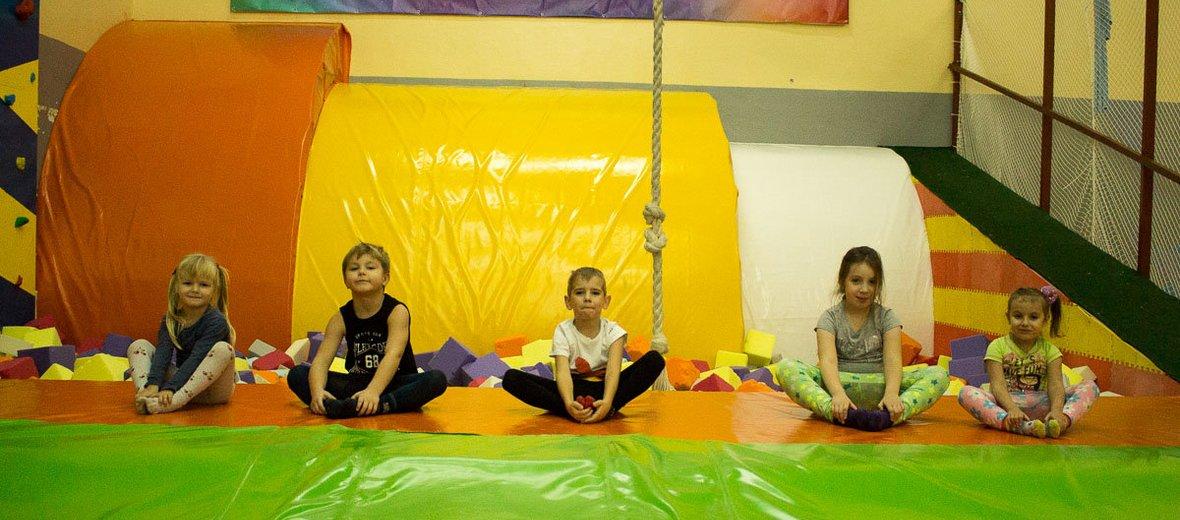 Фотогалерея - Батутная арена с детским центром Мистерия на Одесской улице