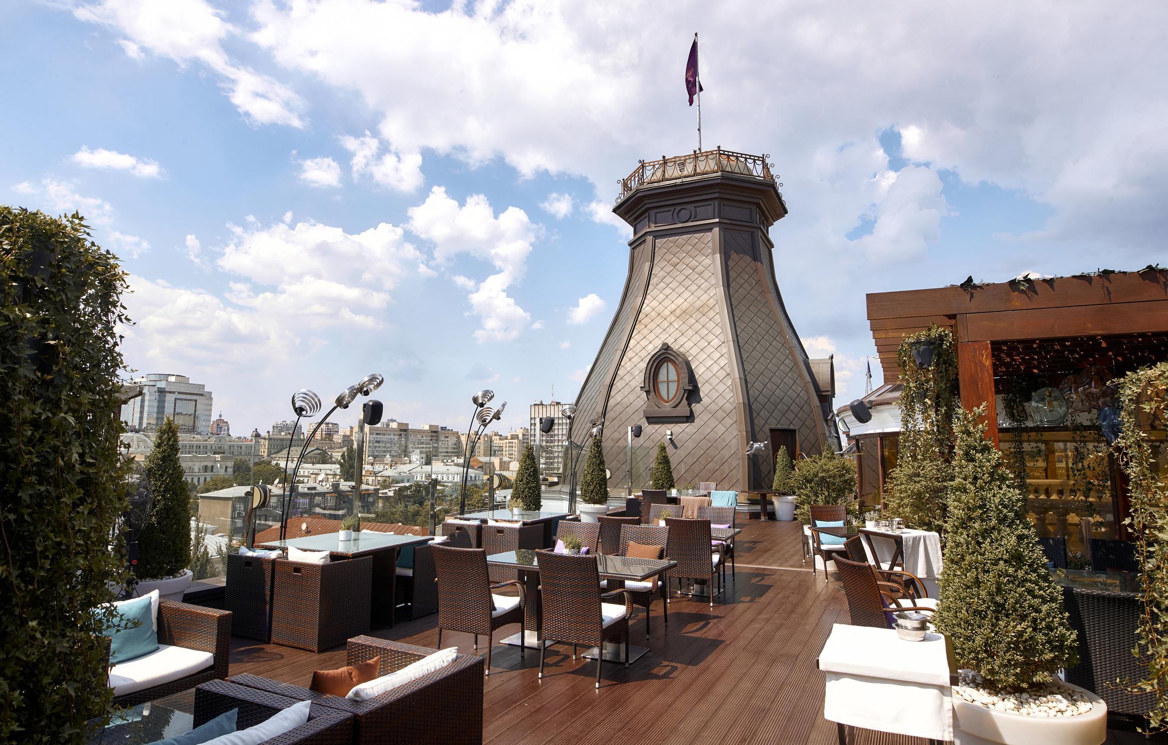 фотография Ресторана Atmosfera в Шевченковском районе