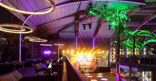 фотография Клуба Gipsy на Болотной набережной