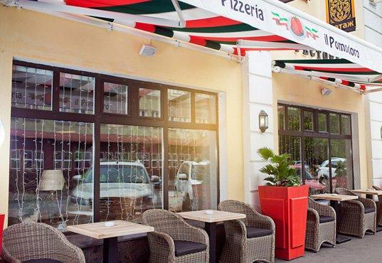 фотография Сеть ресторанов-пиццерий Il Pomodoro на Садовнической улице
