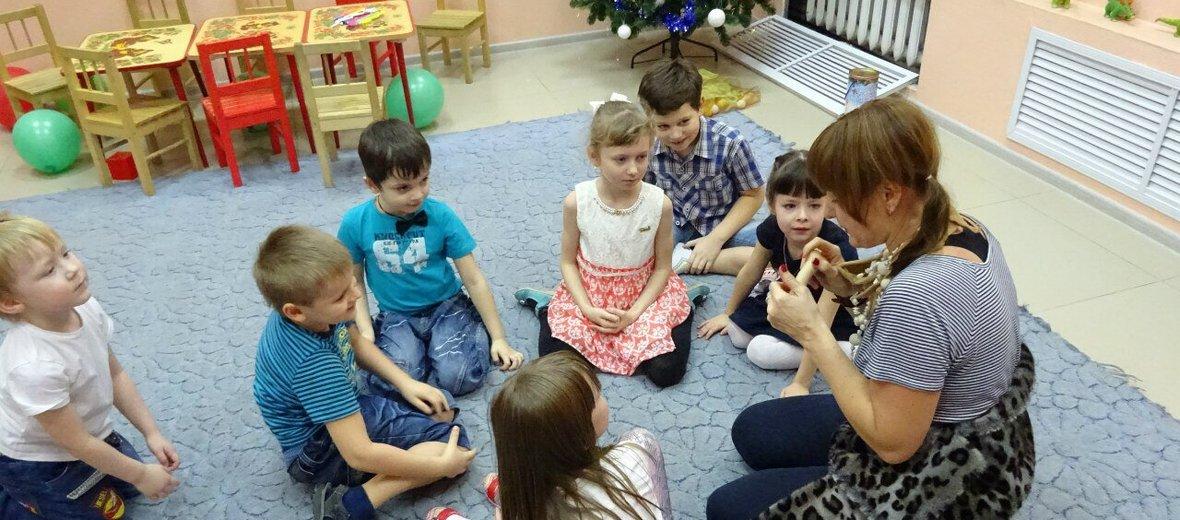 Фотогалерея - Развитие, сеть детских центров