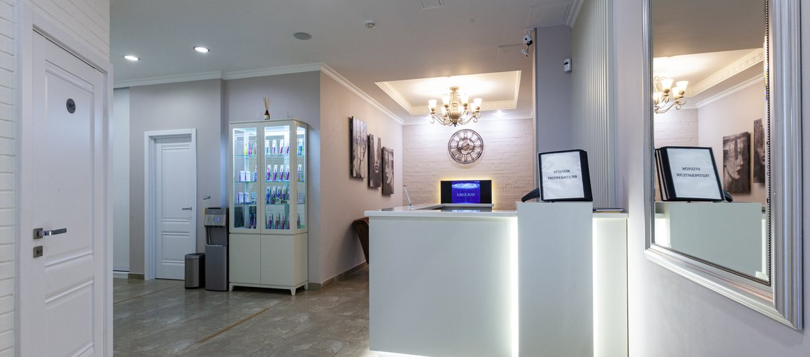 Фотогалерея - Стоматологическая клиника White Line на улице Гиляровского
