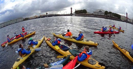 фотография Турклуб ПитерКаяк на набережной канала Крюкова, 26