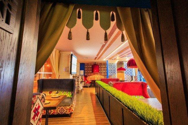 Фотогалерея - Lounge bar ХАЛАТ в ГТРК Корстон