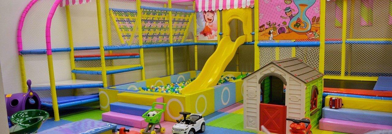 фотография Детской игровой площадки Happy Land