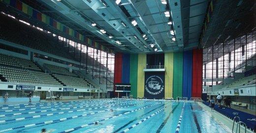 Бассейн СК Олимпийский на
