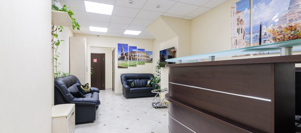 Фотогалерея - Стоматология АльбертКлиник на Большой Очаковской улице