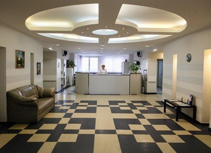 фотография Управление делами Президента РФ Клиническая больница №1 на Староволынской улице