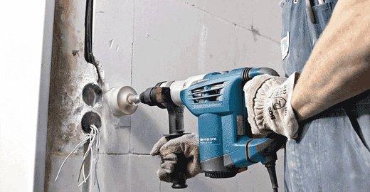 Штробление в бетоне цена в москве миксер строительный для растворов