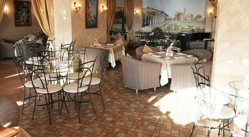фотография Ресторана Via Романо на улице Лавочкина