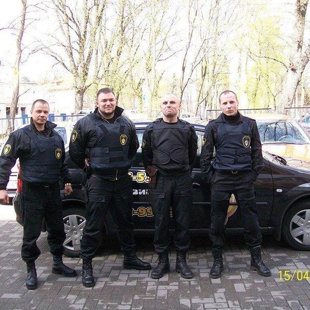 фотография Частной охранной организации Гарантия Безопасности на улице Дмитрия Донского