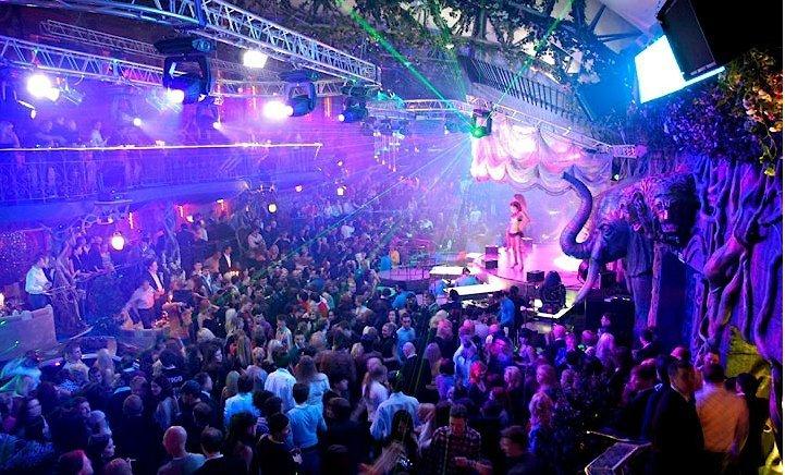 все о клубе рай в москве