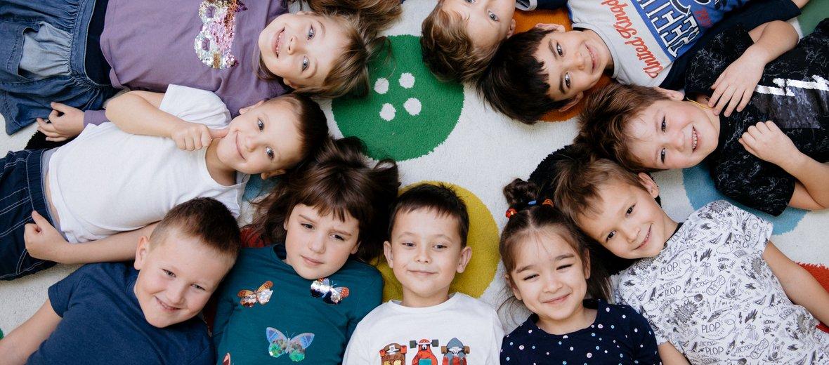 Фотогалерея - Частный детский сад GLORY KIDS на метро Строгино