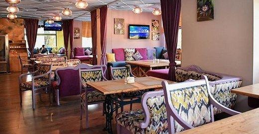 фотография Кафе-бара Маракуйя в ТЦ Ривьера