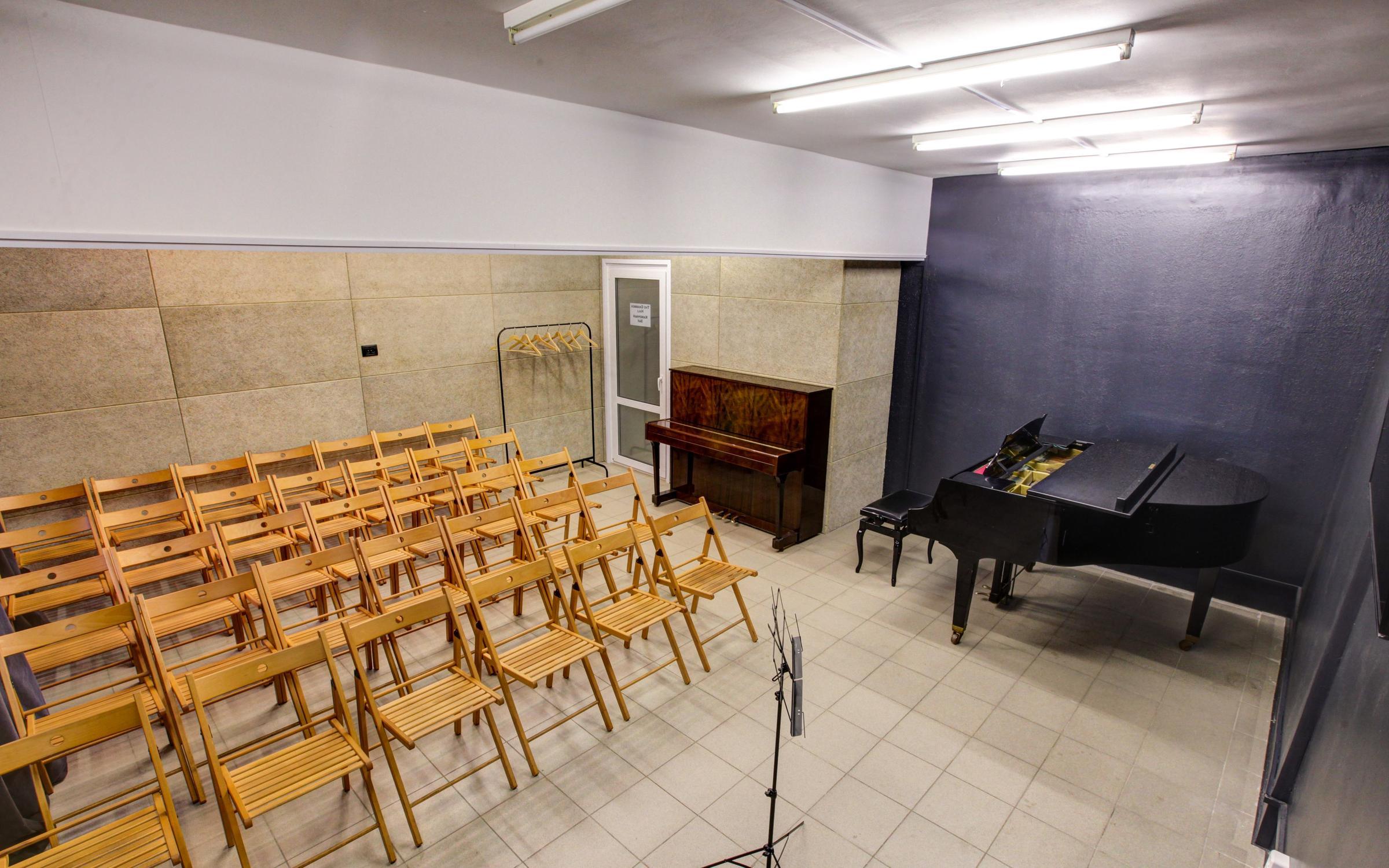 фотография PIANOROOMS Professional. Образовательный проект