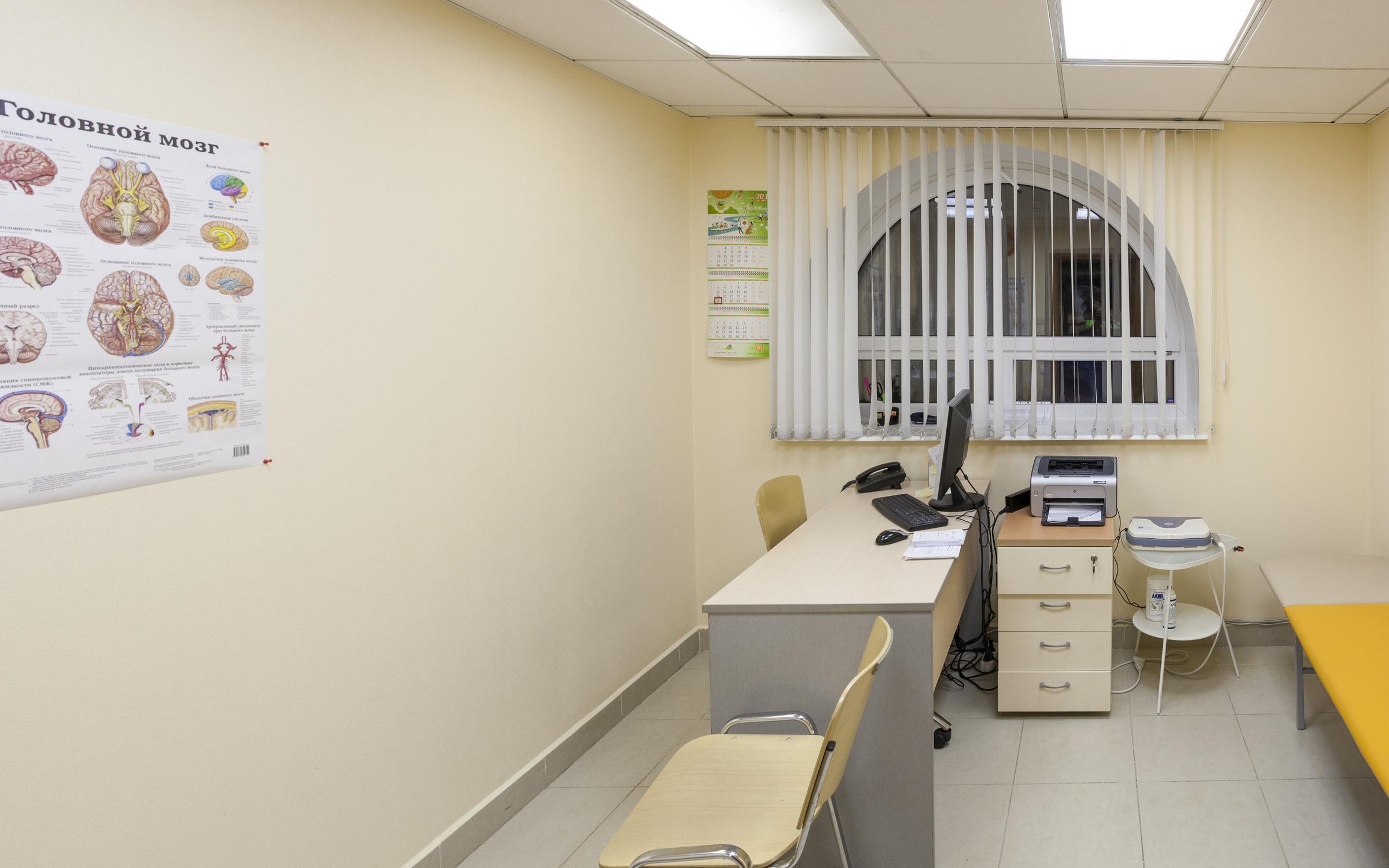 Медицинский центр аллергопробы