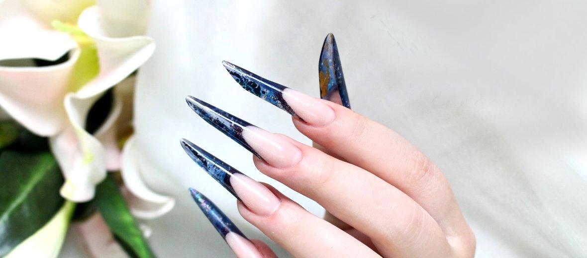 Фото прайса на ногти
