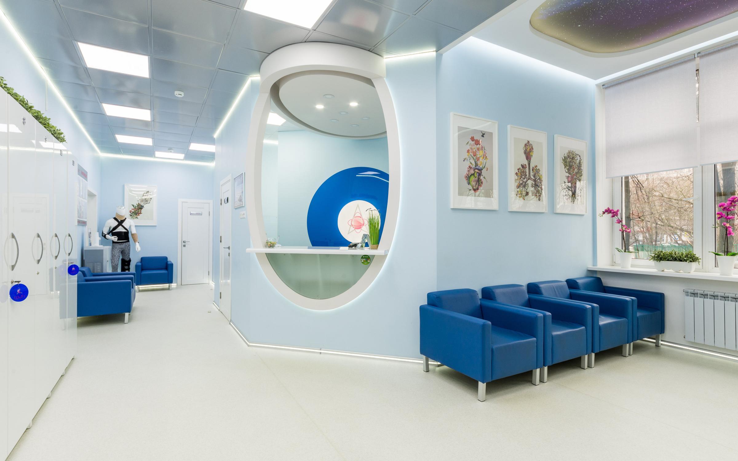 фотография Лечебно-диагностического центра ЦМРТ на метро ВДНХ