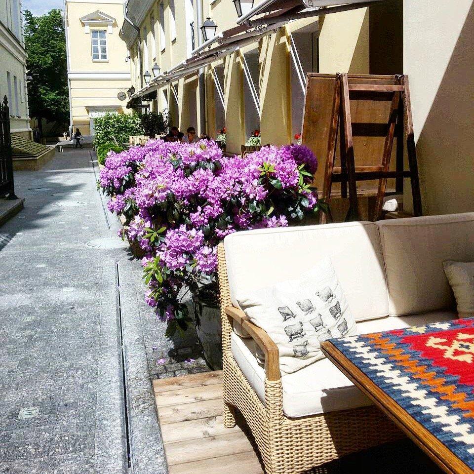 фотография Ресторана Dolmama в Романовом переулке