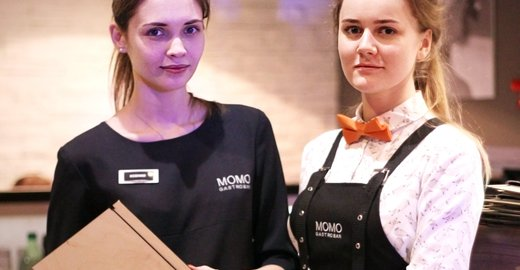 фотография MOMO Gastrobar на улице Диктатуры Пролетариата