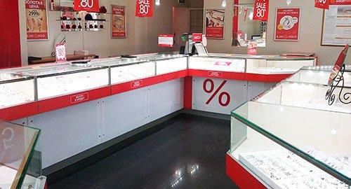 f29543645dc0 Ювелирный магазин 585 Gold на Кантемировской улице, 27 - отзывы, фото,  каталог товаров, цены, телефон, адрес и как добраться - Магазины -  Санкт-Петербург ...