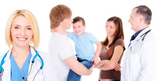 Городская поликлиника 4 детское поликлиническое отделение